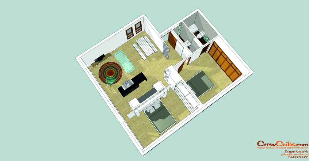 FG Lorca 12 Possible Furniture Arrangements #2 CrewCribs.com
